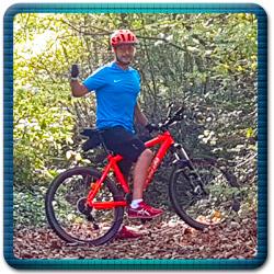 mountain bike stefano salvatori